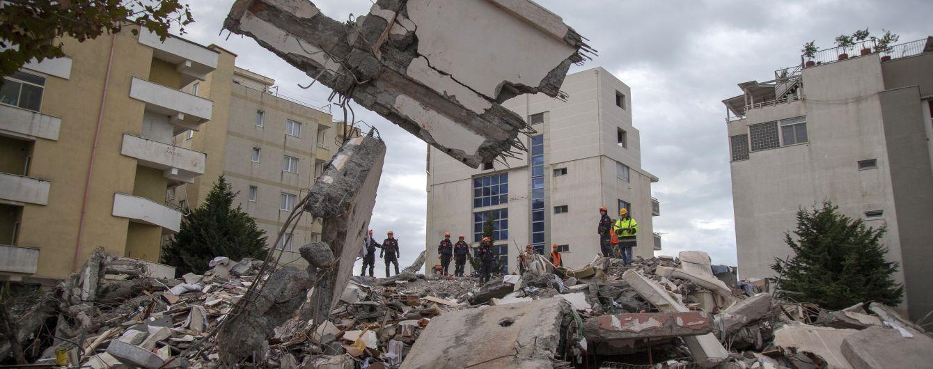 Будущая невестка премьер-министра Албании погибла от землетрясения