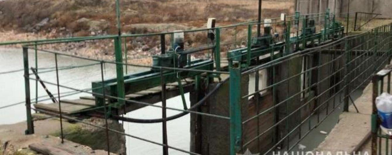 Оккупанты качали в Крым полезные ископаемые из Украины через киевскую фирму