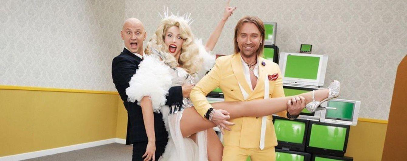 """""""Народне тріо"""" Потап, Винник та Полякова записали запальний саундтрек до """"Скаженого Весілля 2"""""""