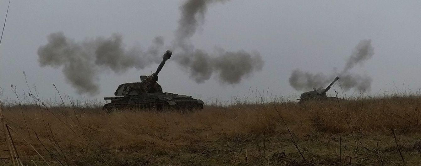 Двоє військових отримали поранення через вибух невстановленого пристрою