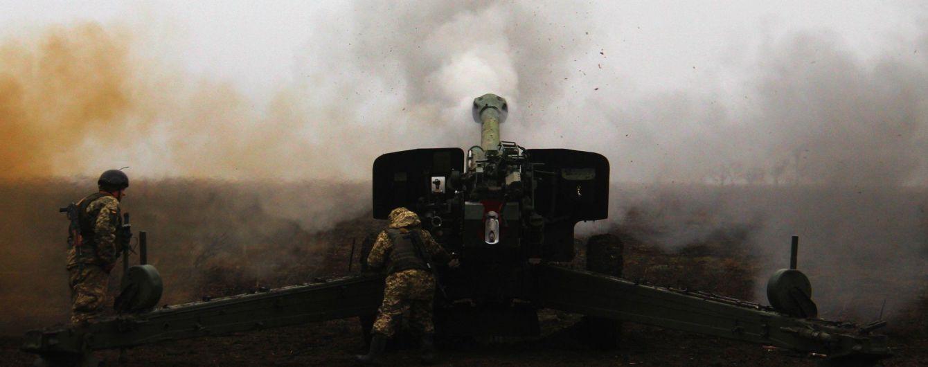 Доба на Донбасі: під час обстрілу поранені двоє українських військових