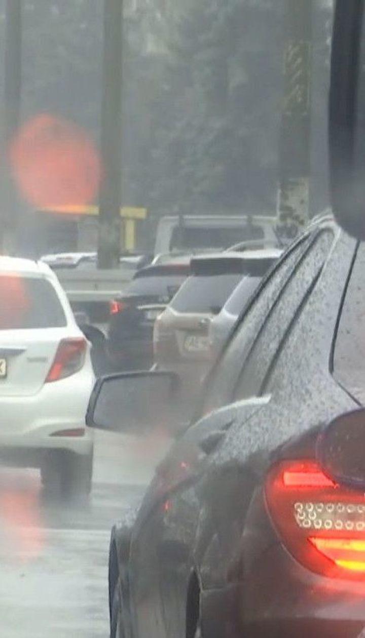 Теплой, но мокрой будет в Украине последняя осенняя пятница