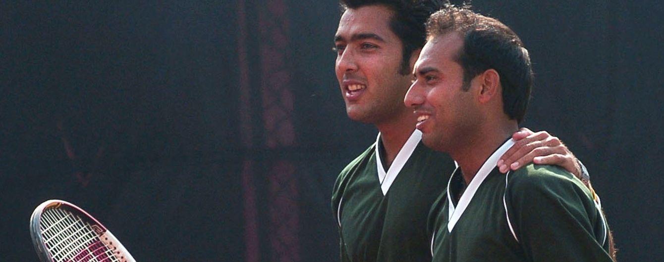 Лідери збірної Пакистану бойкотують матч Кубка Девіса через перенесення на нейтральний майданчик