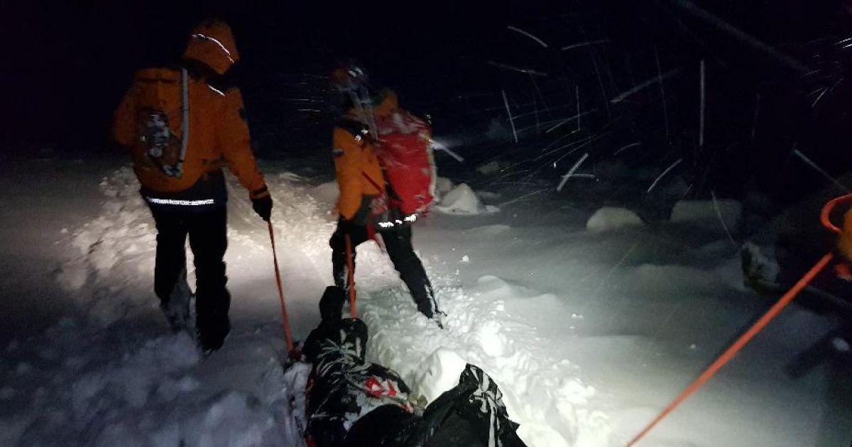 @ Гірська рятувальна служба Словаччини