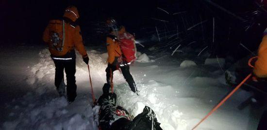 У столичній Федераціїальпінізму і скелелазіння розповіли подробиці загибелі українців у горах Словаччини
