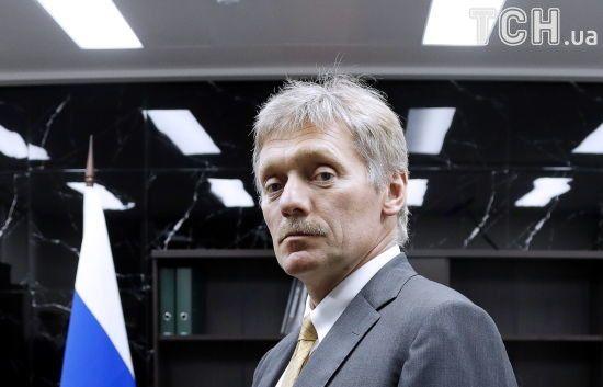 Речник Путіна Пєсков заразився коронавірусом, він перебуває у лікарні