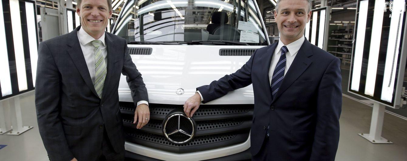 Daimler планирует уволить 10% руководителей разных уровней