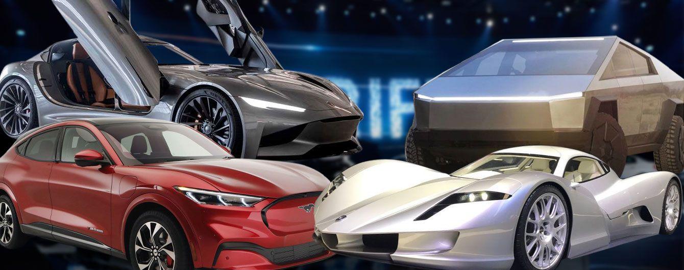 Рекордний пробіг Tesla і найочікуваніші авто року. Головні новини з ринку електрокарів за листопад
