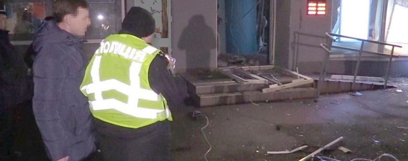 """В поліції розповіли деталі вибуху у відділенні """"Ощадбанку"""""""