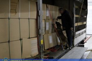 СБУ запобігла контрабанді майже 400 кілограмів героїну до Європи