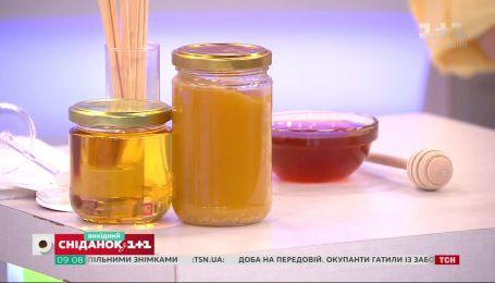 Як відрізнити якісний мед від фальсифікату – поради експерта з якості продуктів Оксани Прокопенко
