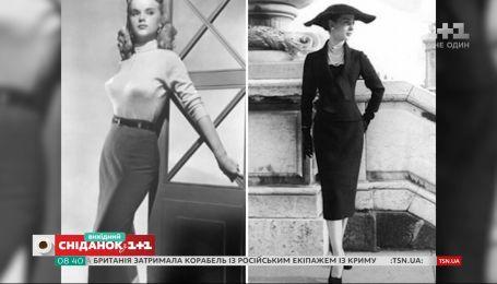 Интересные факты из истории юбки
