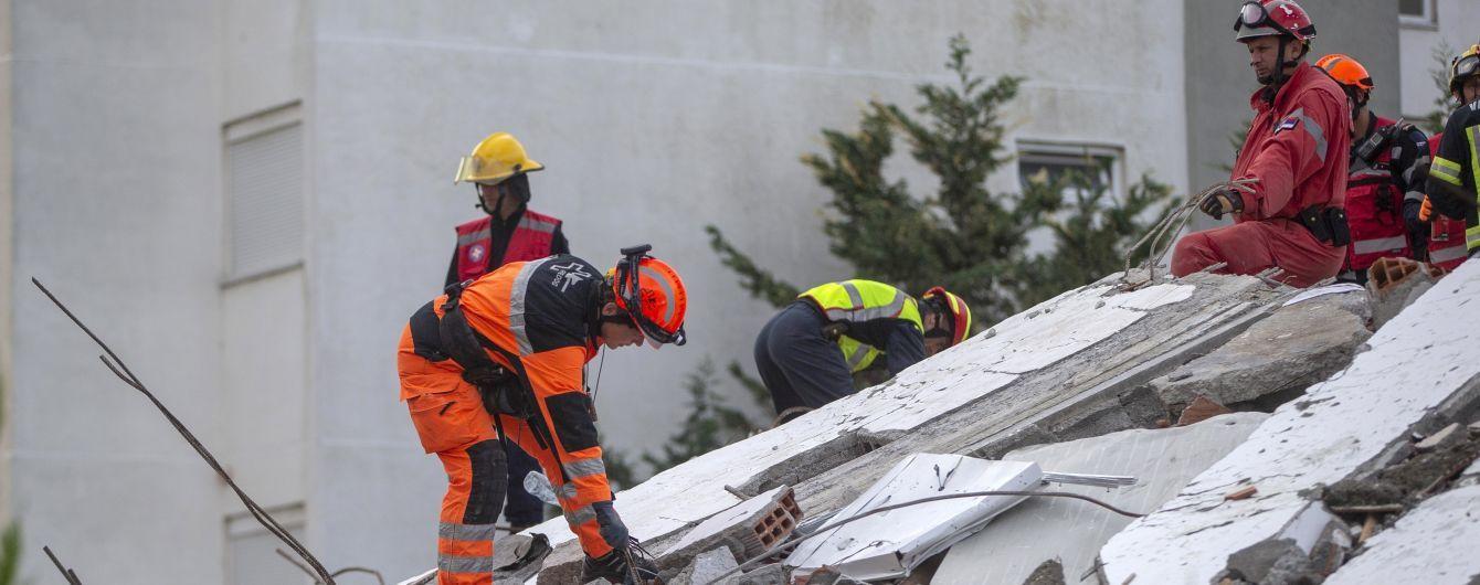 В Албании завершили поисковые работы после землетрясения: погибли 50 человек