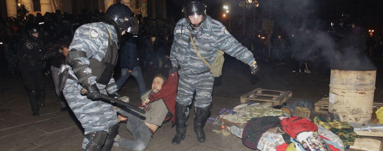 """Зеленський кличе на зустріч студентів, яких побив """"Беркут"""" на початку Революції гідності"""