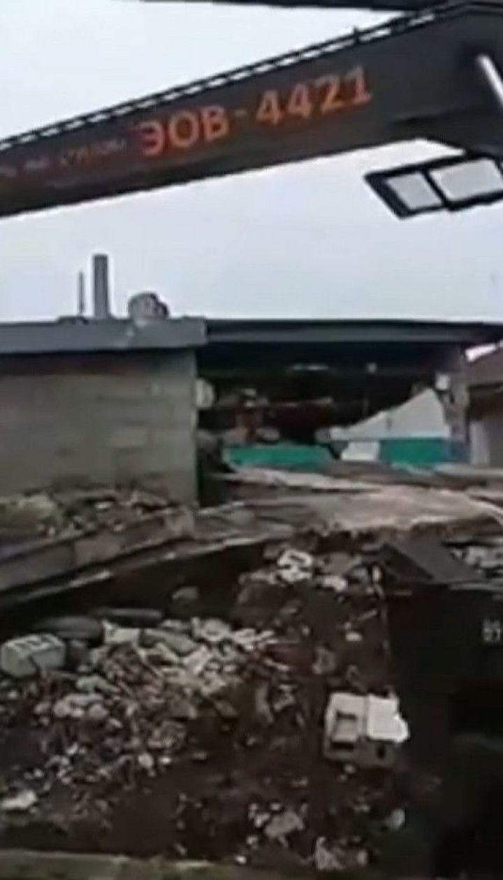Потужний вибух на околиці Харкова забрав життя трьох людей