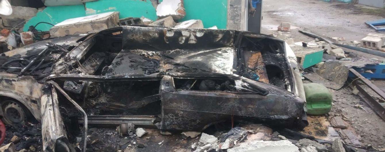 Подробиці вибуху в Харкові: троє чоловіків загинули миттєво, шансів вижити у них не було