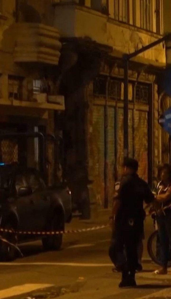 У Ріо-де-Жанейро чоловік узяв у заручники відвідувачів одного з барів