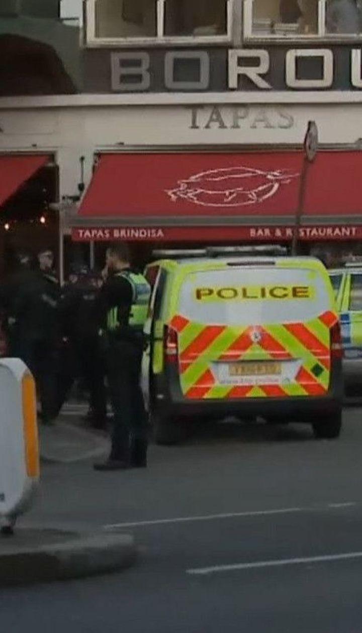 Теракт в Лондоні: поліція оприлюднила нові подробиці