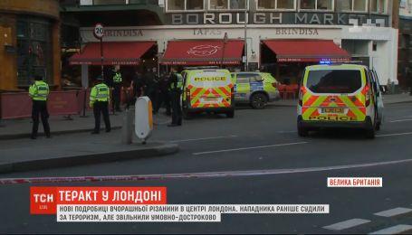 Теракт в Лондоне: полиция обнародовала новые подробности