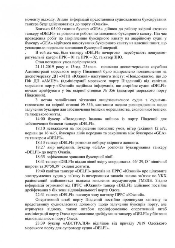 Звіт щодо танкера Делфі_6