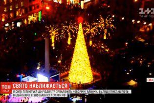 Праздник на пороге: рождественское настроение окутывает все больше городов и стран