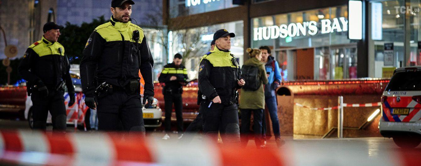 У Нідерландах затримали підозрюваного у нападі на підлітків з ножем