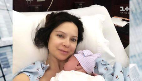 Як Лілія Подкопаєва перенесла вагітність
