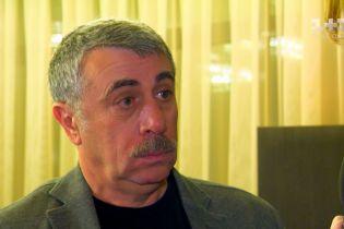 Евгений Комаровский рассказал, как был когда-то советником семьи Зеленских
