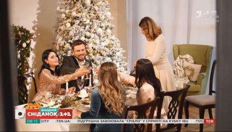 """Новогодняя сказка от """"Сніданку з 1+1"""" - Телесніданок"""