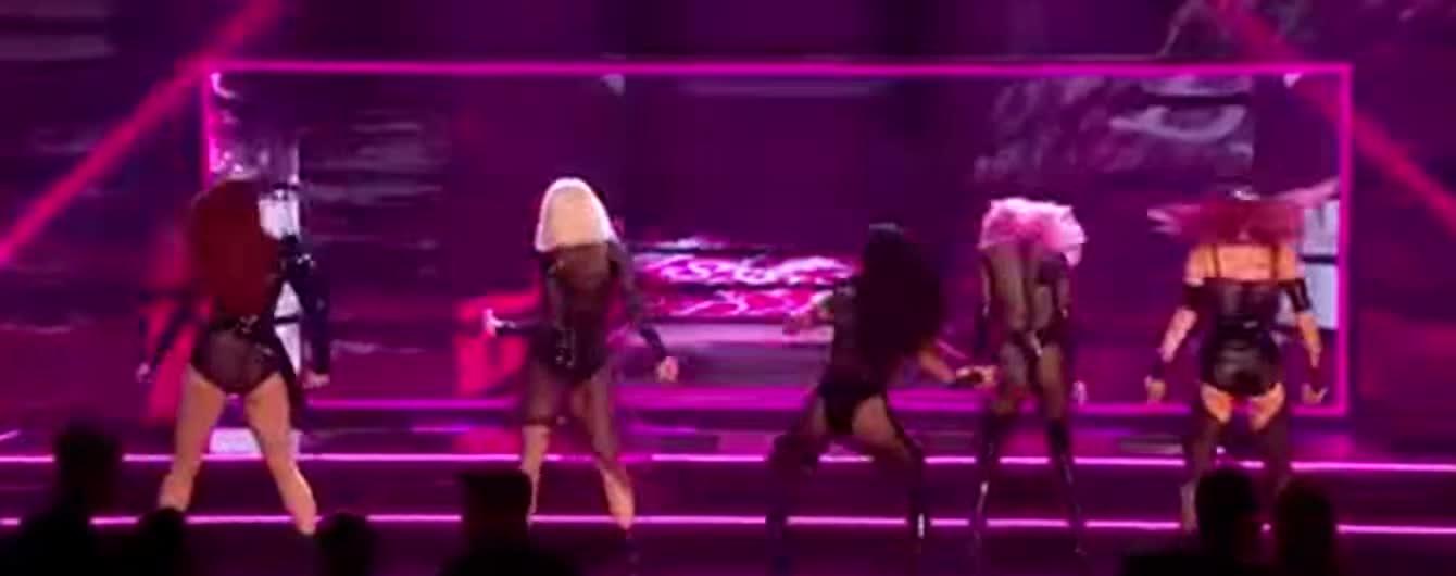 Впервые после воссоединения The Pussycat Dolls устроили настоящее шоу