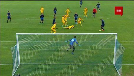 Десна - Александрия - 2:0. Видео гола Филиппова