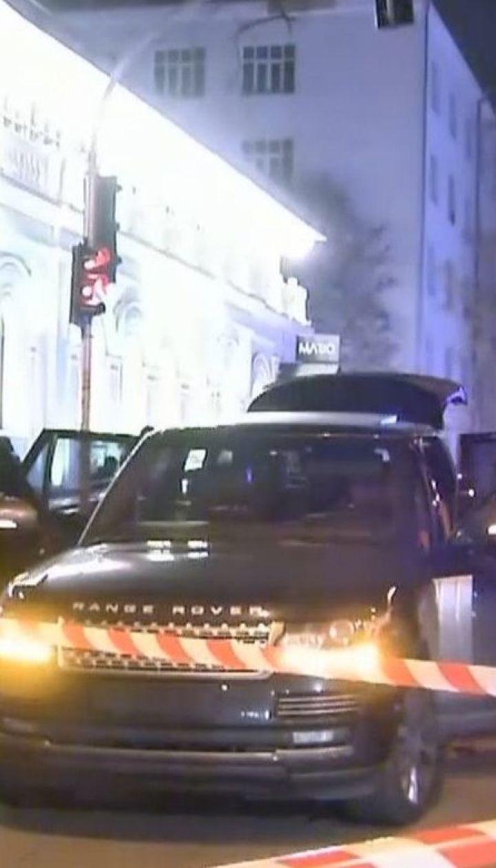 У центрі Києва під час обстрілу автомобіля вбили 3-річну дитину