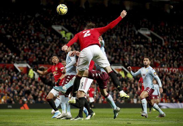 Манчестер Юнайтед - Астон Вілла