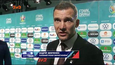 """О чем говорили за кулисами жеребьевки Евро-2020 в Бухаресте - эксклюзив """"Профутбола"""""""