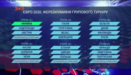 Жеребьевка Евро 2020: впечатления корреспондента Профутбола