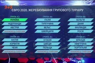 Жеребкування Євро 2020: враження кореспондента Профутболу