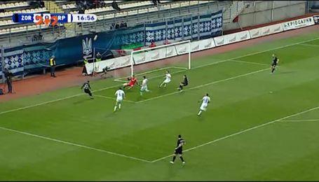 Заря - Карпаты - 2:0. Видеообзор матча