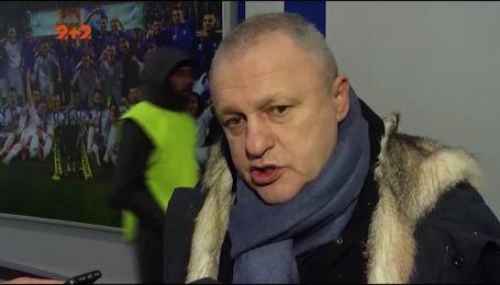 Игорь Суркис: Мне бы очень понравился футбол, если бы в нем не участвовало Динамо