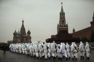 Небезпечний коронавірус атакував Росію