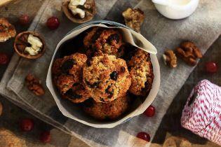Печиво з горіховою пастою