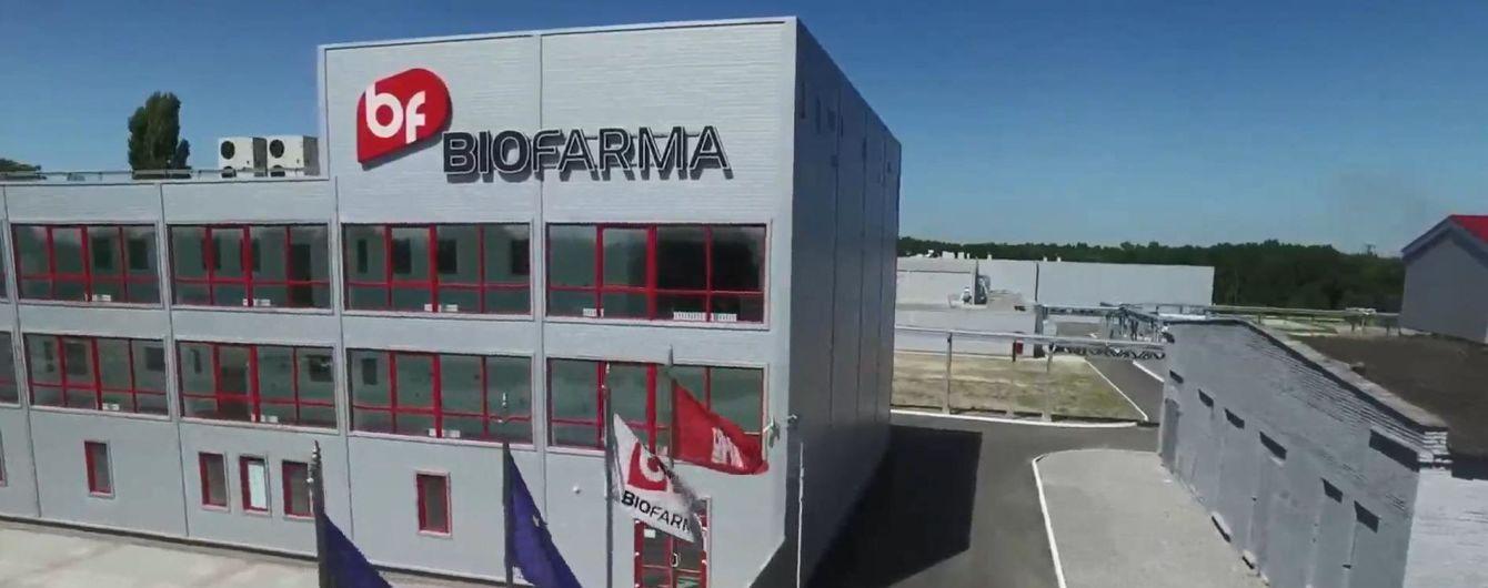 Немецкий фармгигант купил часть украинской Biopharma