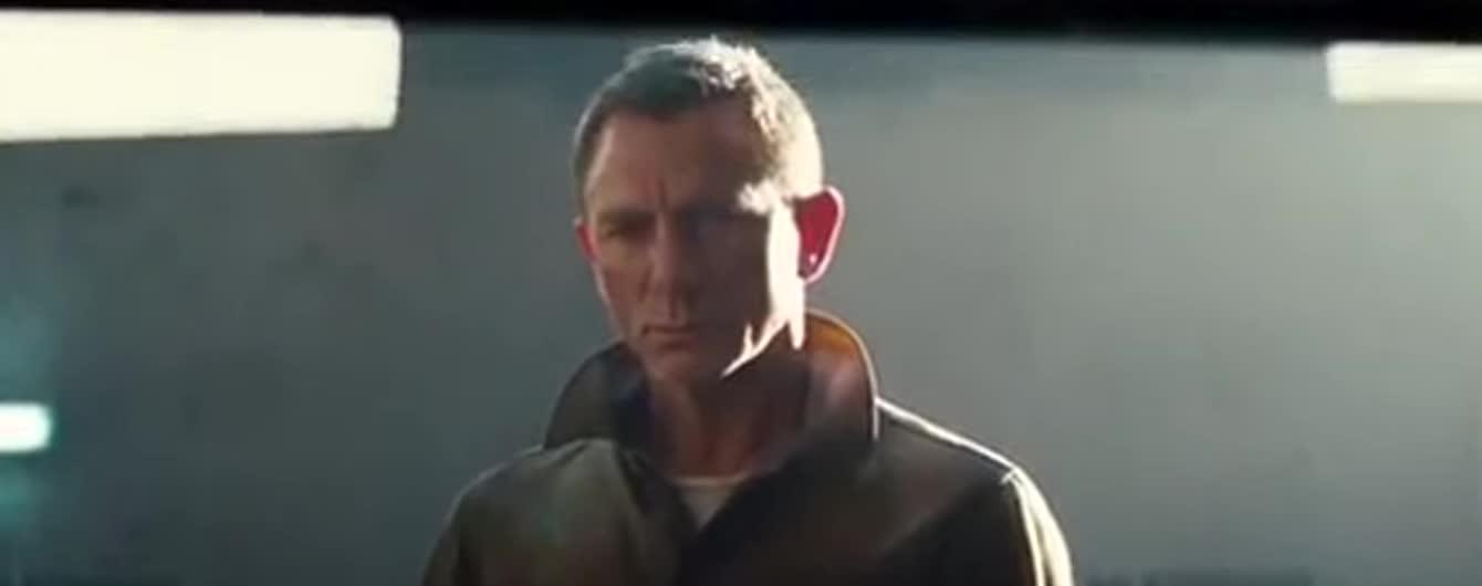 """""""Не время умирать"""": опубликовано эффектный тизер 25-го фильма о Джеймсе Бонде"""