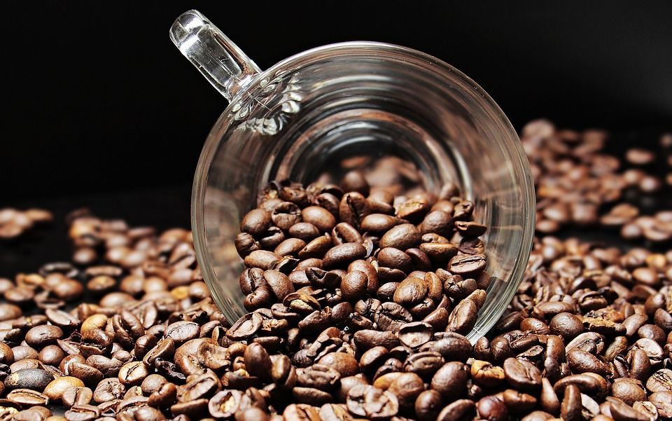 Кава, кавові зерна