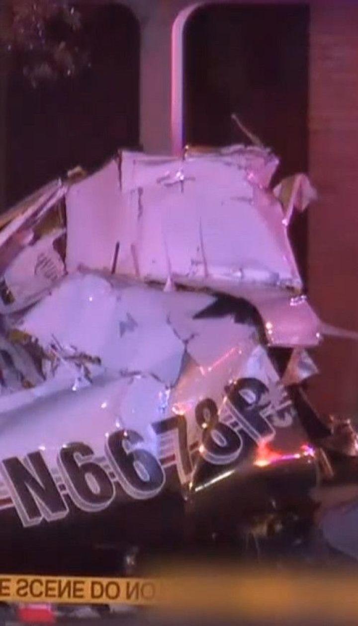 Фатальний політ: у США розбився невеликий літак