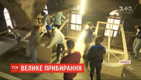 У приміщенні старої синагоги волонтери будують громадський простір для техніків та науковців