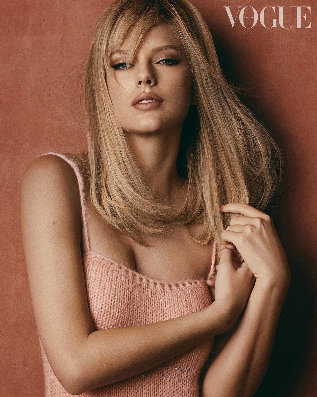 Тейлор Свіфт для Vogue_1