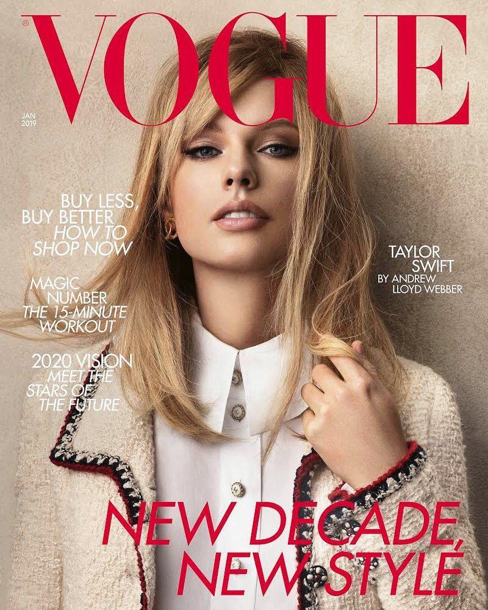 Тейлор Свіфт для Vogue_3