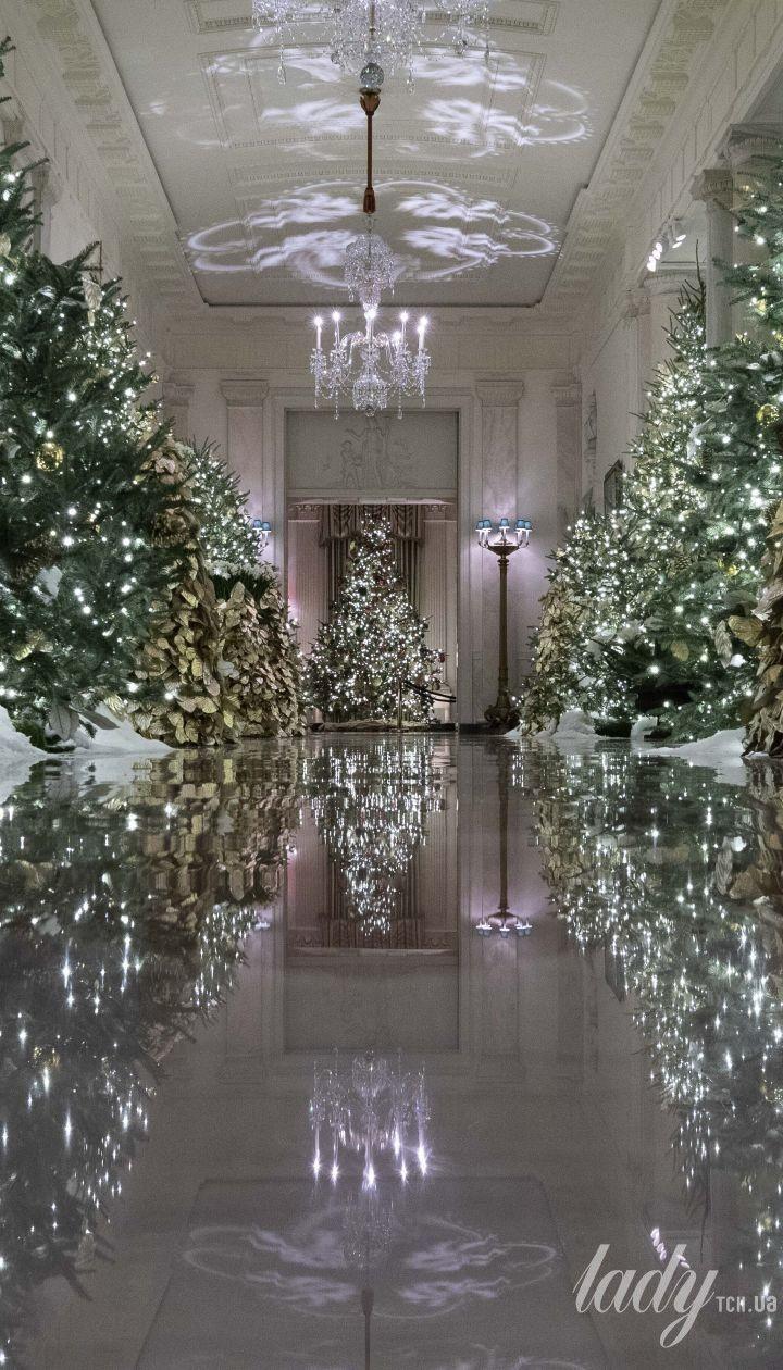 Белый Дом. Рождество