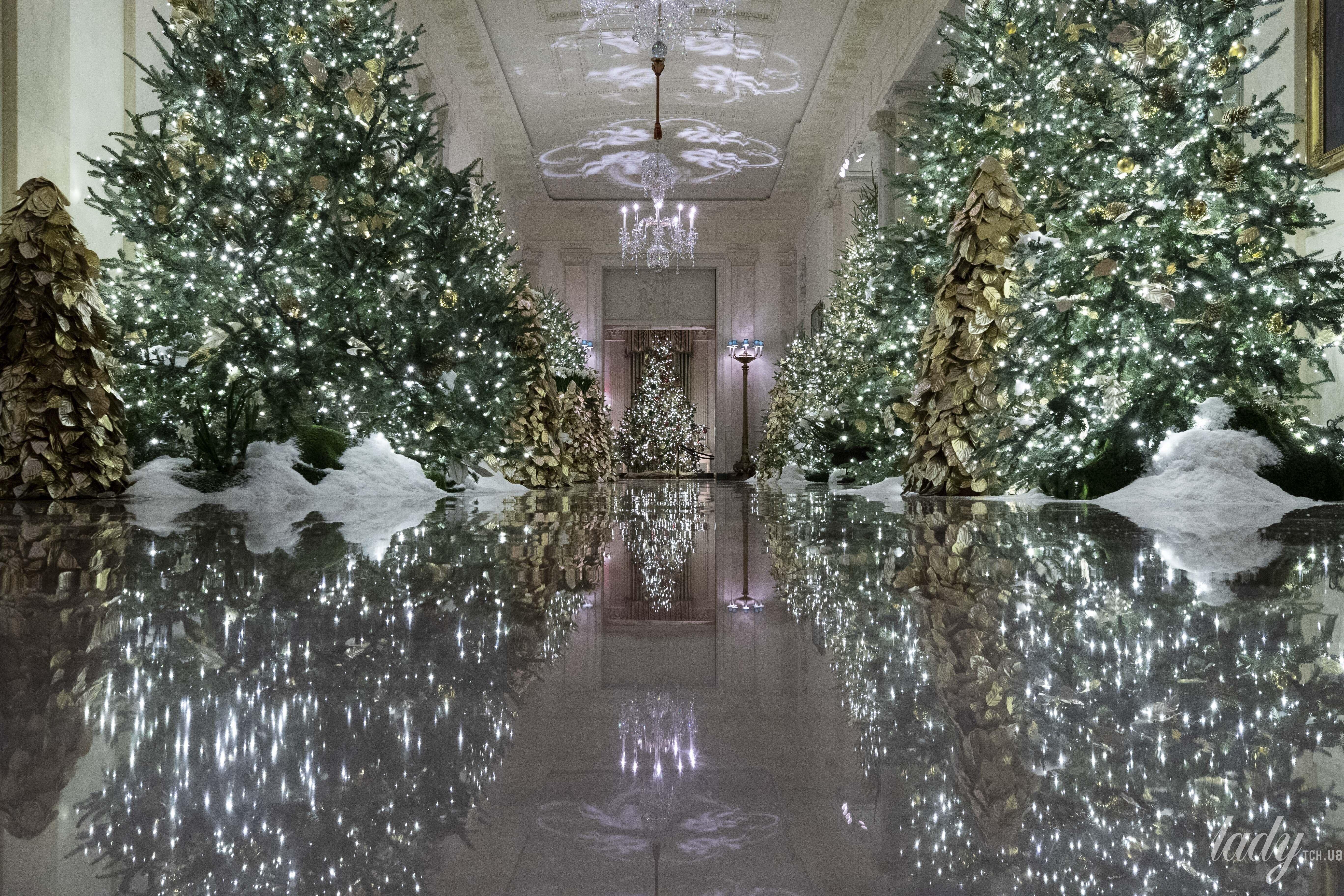 Белый Дом. Рождество_3