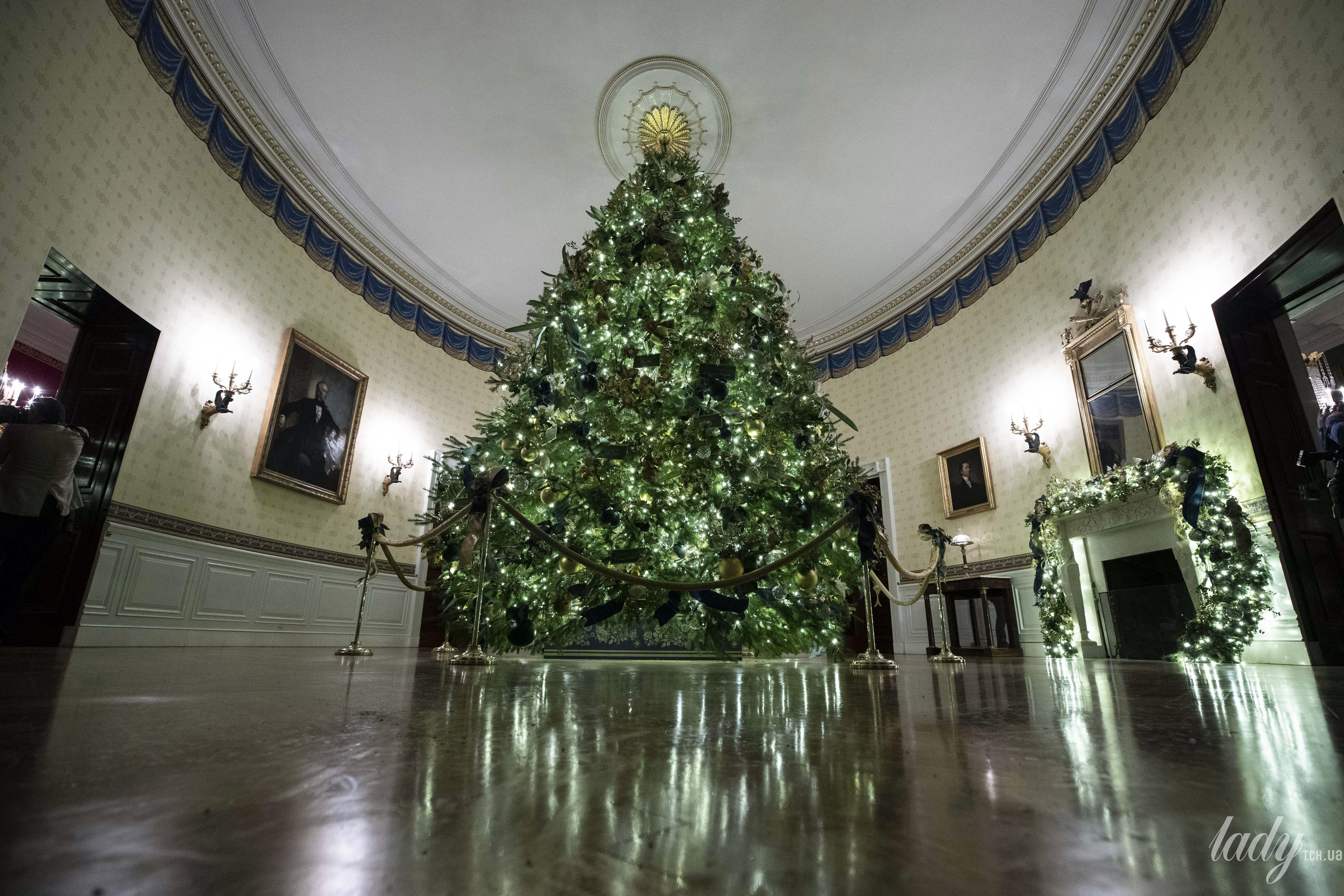 Белый Дом. Рождество_4
